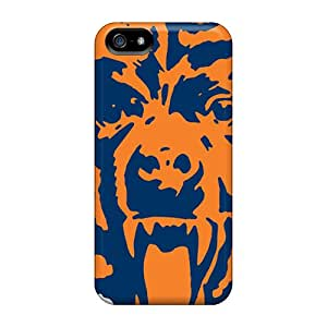 New Chicago Bears Tpu Case Cover, Anti-scratch OovXW6802pnRzN Phone Case For Iphone 5/5s