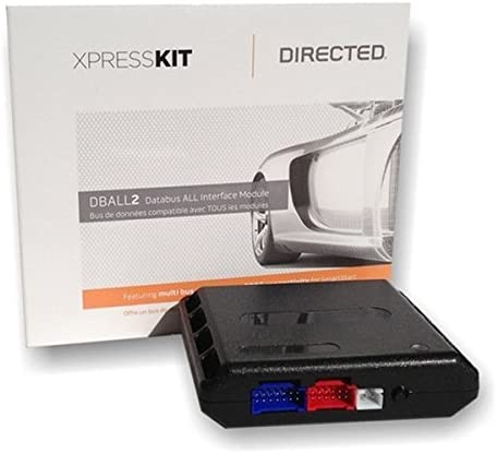 XPRESSKIT DBALL Databus All-in-one Interface Combo Bypass Door Lock Module.