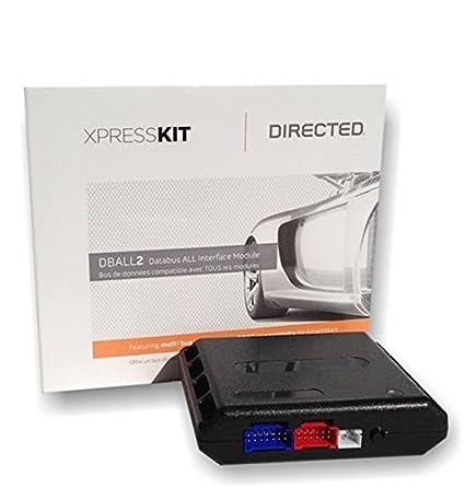 amazon com directed electronics xpresskit dball2 databus all directed electronics xpresskit dball2 databus all combo bypass module