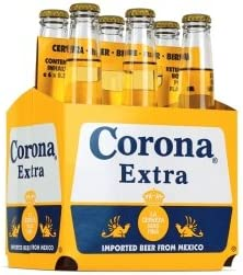 6 er Pack Corona Extra aus Mexiko SIXPACK 6 x 33cl Bier (Bei Amazon)