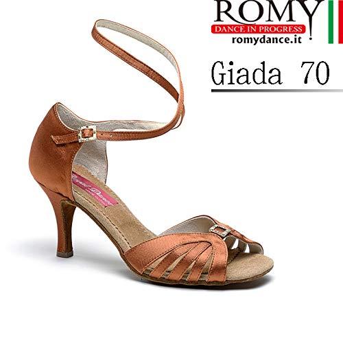安いそれに目立つ (ロミーダンス)ROMY dance「Giada 70(レディース ラテン ダンスシューズ)」|女性 dance「Giada|レディース|シューズ B07PLCFRYX|ダンス ラテン|社交ダンス|ラテン B07PLCFRYX 38(23.7cm), 手芸倶楽部:83d9c8e3 --- a0267596.xsph.ru