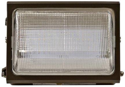 Dabmar Lighting DW-LED1690 Wall Pack Fixture, Medium, Bronze by Dabmar Lighting