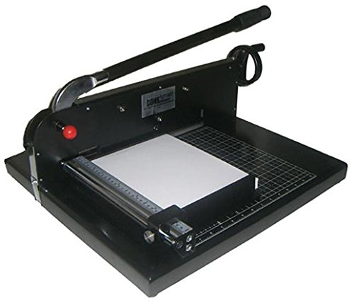 COME 2770EZ Guillotine Paper Cutter Desktop Stack Paper Cutter 12'' Cutting Width New by COME