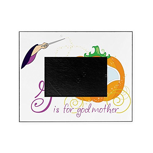 Fairy Frame - CafePress - Fairy Godmother - Decorative 8x10 Picture Frame
