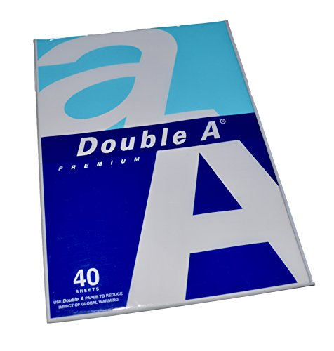 A4 Premium Printer Paper - 40 Sheets - Imported from Thailand