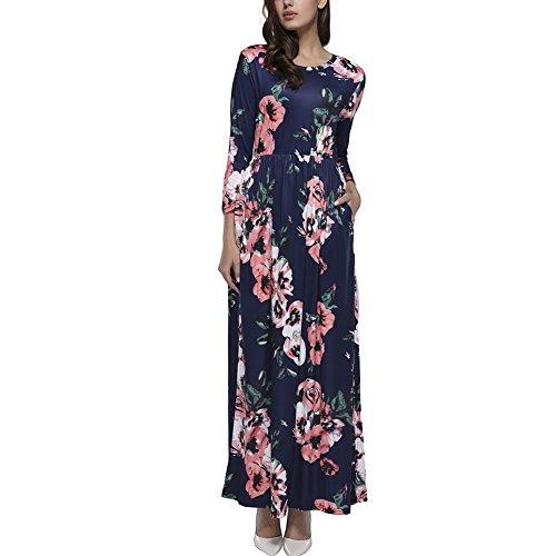 Long Maxi Dress - 2