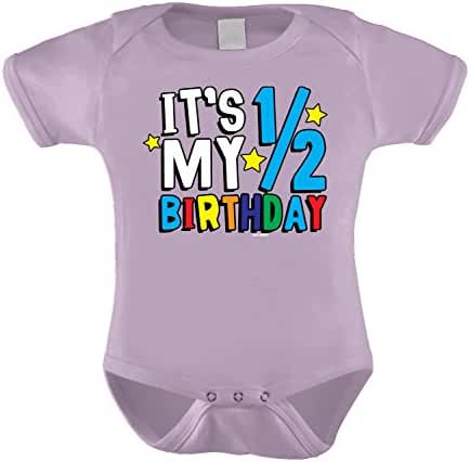It's My Half Birthday - Anniversary Bodysuit
