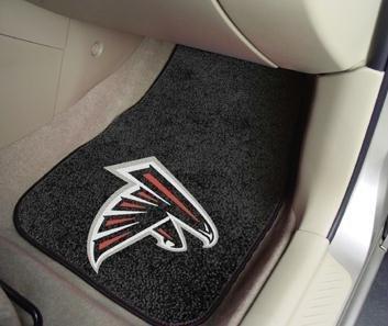 Atlanta Falcons Car Mats - 9