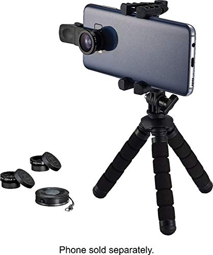 Insignia Mobile Photography Tripod and Camera Phone Accessory Kit - Model: NS-MPKIT30