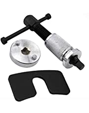 LHKJ Universal Brake Piston Reset Brake Piston Reset Front Axle Rear Axle with Extra Long Spindle Compatible for VAG VW Audi and Many Other Vehicle Types