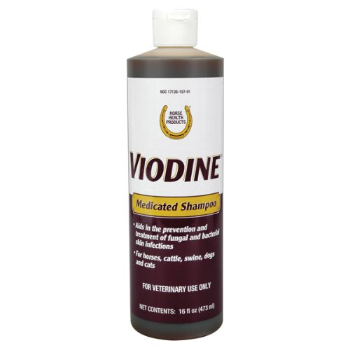 Viodine Medicated Shampoo – 16 oz, My Pet Supplies
