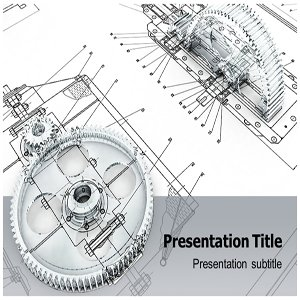 Amazon Com Mechanical Engineering Powerpoint Template Mechanical