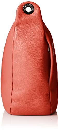 Mandarina Mellow Duck Tracolla Leather Mujer Bolso Siena hombro de Rosa 5qqwdrx0n