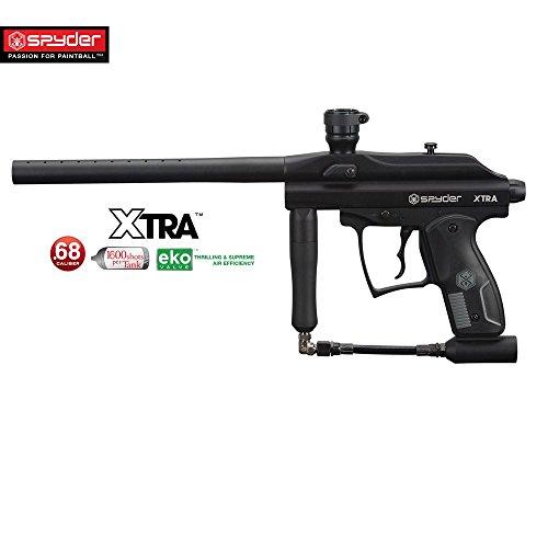 Kingman Empire Spyder Xtra Paintball Gun - Diamond Black