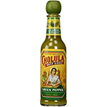 Cholula Green Pepper Hot Sauce, 5 oz