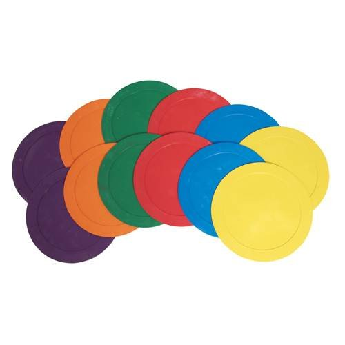 Spots/Markers,9-Inch (One (Floor Markers)