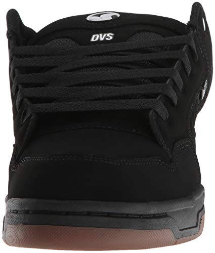 Dvs Heir Mens Footwear Black Enduro Men's Shoe Black Nubuck White Skate AqA7wxUI