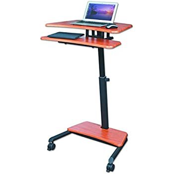 Amazon Com Balt Up Rite Workstation Sit Stand Desk