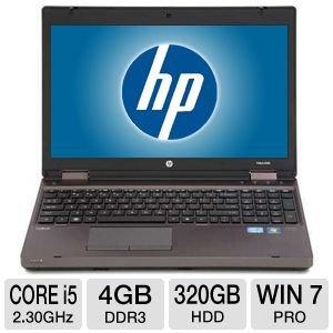 Portátil HP ProBook 6570b – Intel iCore i5 2,5 GHz x 2 –