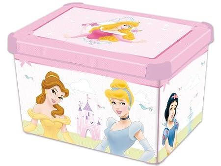 Curver Disney Princess Storage Box 22L