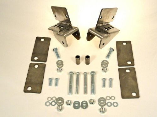 M.O.R.E. 7686-5SBNP Shackle Reversal Systems (S.R.S.)