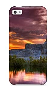 1429301K83770738 Earth Landscape Feeling Iphone 5c On Your Style Birthday Gift Cover Case