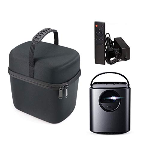 (Finedayqi ❤ EVA Carrying Compact Case Cover Bag for Anker Nebula Mars II 300 Projector)
