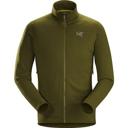 Arc'teryx Kyanite Fleece Jacket - Men's Dark Moss, S