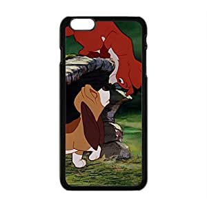 KORSE Fox and hound Case Cover For iPhone 6 Plus Case