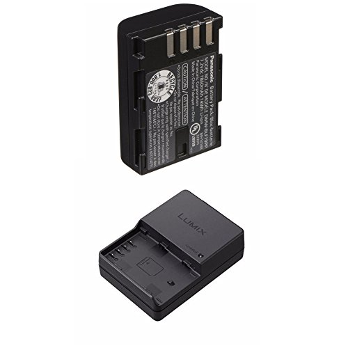 Price comparison product image Panasonic DMW-BLF19 Lithium-Ion Battery Pack + Panasonic DMW-BTC13 Battery Charger Bundle