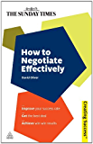 How to Negotiate Effectively (Creating Success)