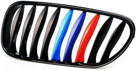 for BMW 2002-2008 Z4 E85 M Color Front Grille Buckle Dress up Cover