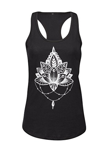 Flowers Womens Tank Top - 7