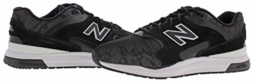 New Balance 1550 Mens Running Shoes Sneakers Retro Anni 90 Dad Black