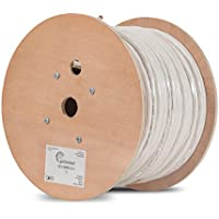 Theater Solutions C500-12-4 CL3 Rated Speaker Wire 4 Conductor 12 Gauge 500 Feet Case UL Listed