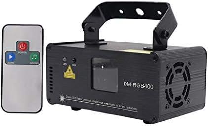 Iluminación Remotas RGB 400MW Barra de Navidad del Partido de ...