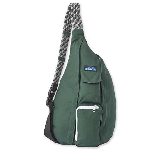 KAVU Women's Rope Bag Backpack, Spruce, One Size