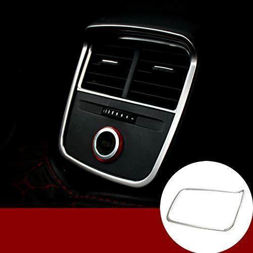 Interior Apoyabrazos Caja trasera Air ventilación Outlet Cover recortar para Audi A38V 2012–2015