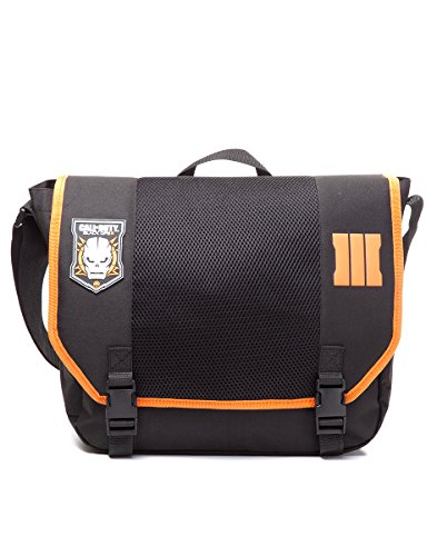 Call of Duty Black Ops III Skull Patch Messenger Bag (Electronic Games)