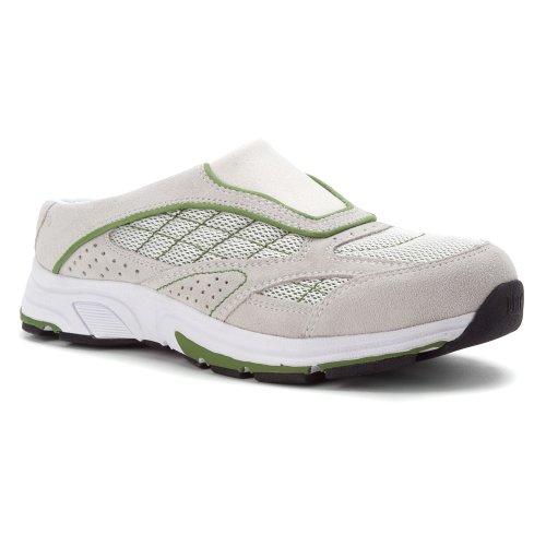 Trok Schoenwomens Juno Mules Sneakers, Groen, 5 Ww