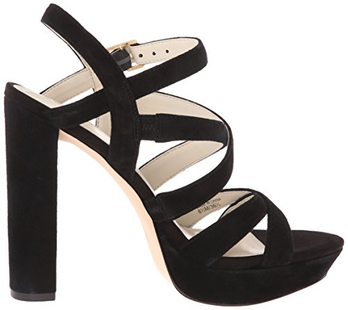 BCBGeneration Women's BG-Morgan Dress Sandal Black Kidsue 7wUZpva