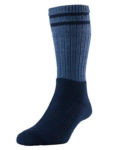 Made Wool 5 39 Britain Softop 5 EUR All Merino Navy Explorer 6 8 Hall Terrain Socks 42 HJ Performance ProTrek UK qzvvRS