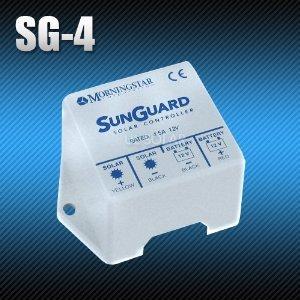 Sunguard 4.5 Amp 12 Volt Solar Charge Controller Regulator Morning Star Solar Charge Controller