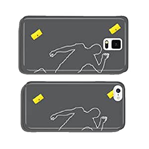 crime scene vector cell phone cover case iPhone6 Plus