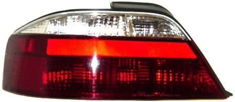 Partslink Number AC2800103 OE Replacement Acura TL Driver Side Taillight Lens//Housing
