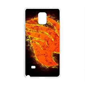 Personal Customization Burning Fairy Tail Cell Phone Case for Samsung Galaxy Note4