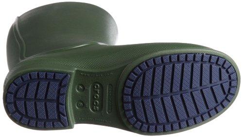 Forest Wellie Boots Navy Rain Crocs Women's 8qapC