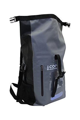 COR Waterproof Dry Bag Roll-Top Backpack with Padded Laptop Sleeve ... 34e5250ef2