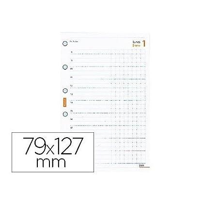 RECAMBIO AGENDA FINOCAM C398 603 1DP 2016: Amazon.es ...
