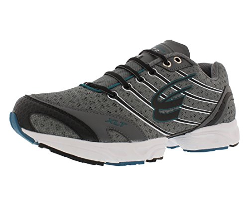 Cheap Spira Stinger XLT 2 Men's Running Shoes Size US 12.5, Regular Width, Color Charcoal/Black